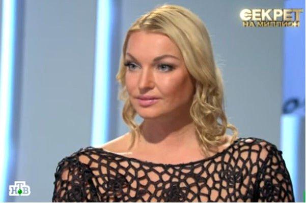 Анастасия Волочкова рассказала, почему дочка носит ее фамилию