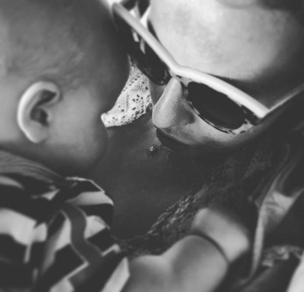 Ксения Собчак показала трогательное фото с сыном