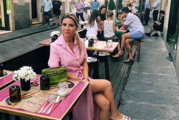 Галина Юдашкина стала очень похожа на свою маму