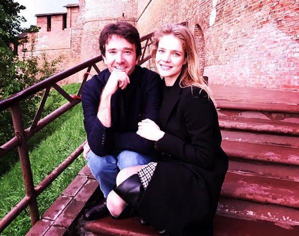 Наталья Водянова отправилась в романтическую поездку с избранником