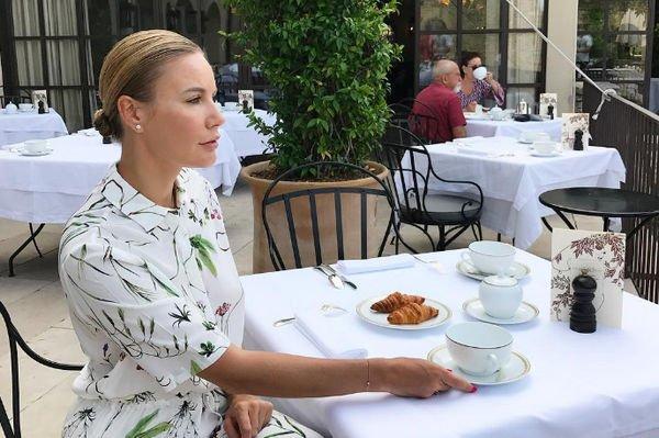 Елена Летучая опубликовала фотографии с отдыха