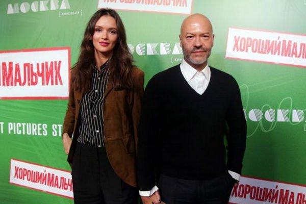 Федор Бондарчук и Паулина Андреева впервые побеседовали с журналистами о своих отношениях