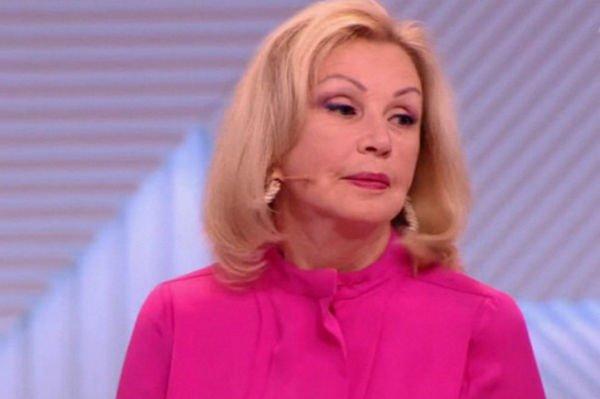 Валентина Титова сообщила, почему отдала своих детей бывшему мужу
