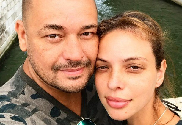 Сергей Жуков и Регина Бурд тайно обвенчались (первое фото)