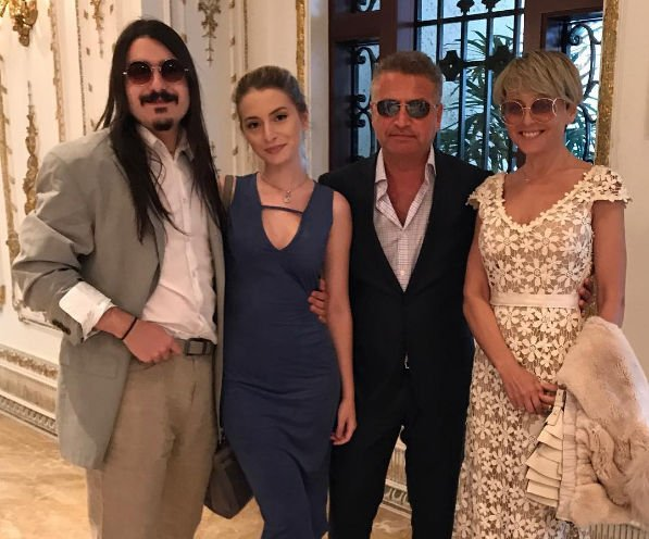 Анжелика Варум не хочет выдавать замуж дочку за избранника