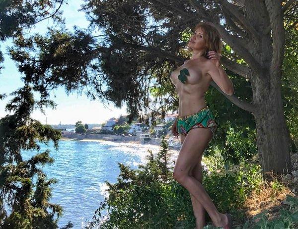 Наталью Штурм осудили за эротические снимки
