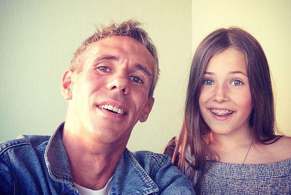 Бывшая супруга  Алексея Панина не желает  видеть дочь