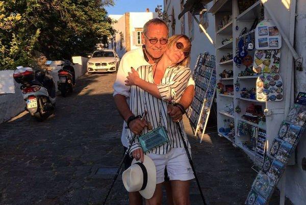 Юлия Высоцкая закрывает глаза на тяжелый характер супруга Андрея Кончаловского