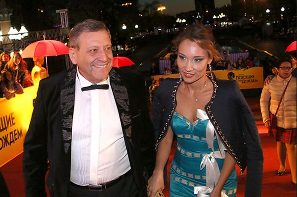 Борис Грачевский сыграл шикарную свадьбу сЕкатериной Белоцерковской
