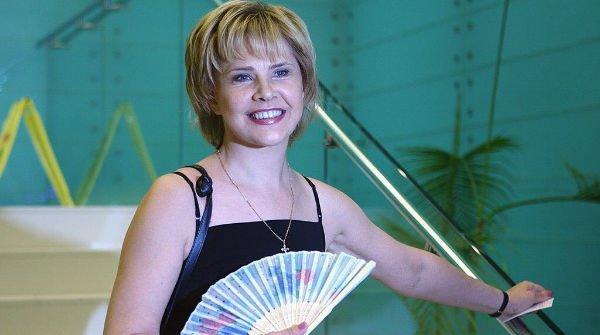 Татьяна Догилева продолжает сниматься из-за маленькой пенсии