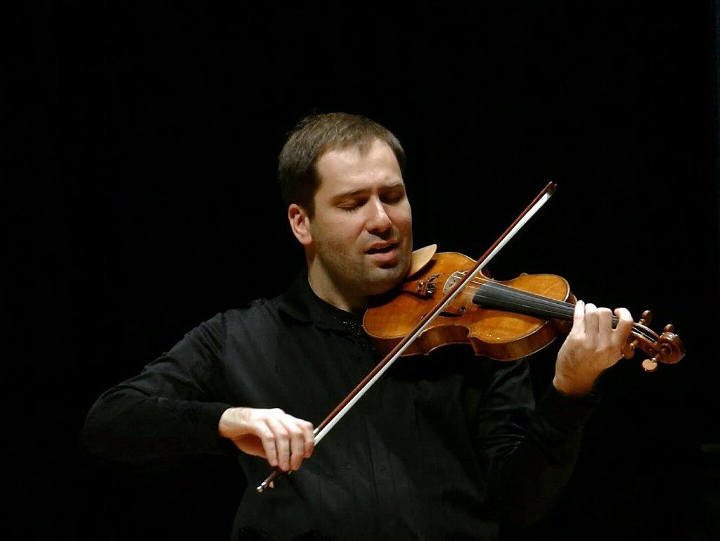 Популярный скрипач Дмитрий Коган умер в возрасте 38 лет