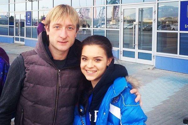 Евгений Плющенко встал на защиту Аделины Сотниковой