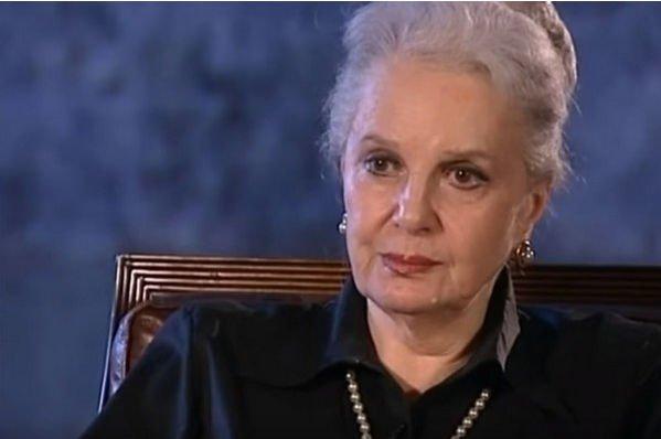 Элина Быстрицкая рассказала, как чувствует себя после госпитализации