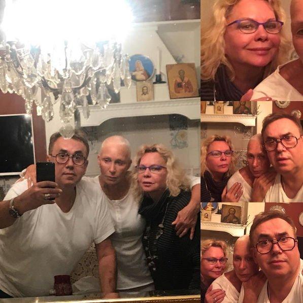 Татьяна Васильева подняла на смех бывшую невестку