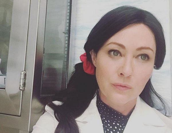 Онкобольная Шэннон Доэрти перенесет последнюю операцию