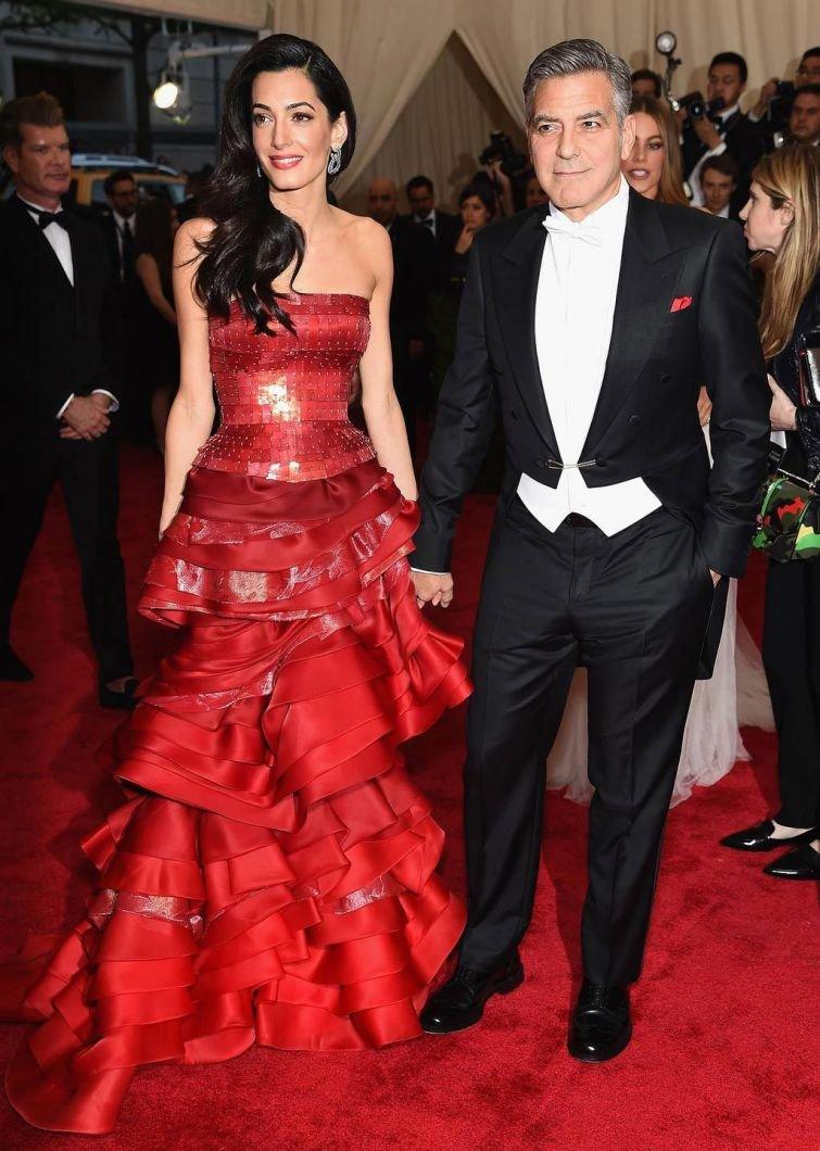 Джордж Клуни лишился сна из-за новорожденных детей