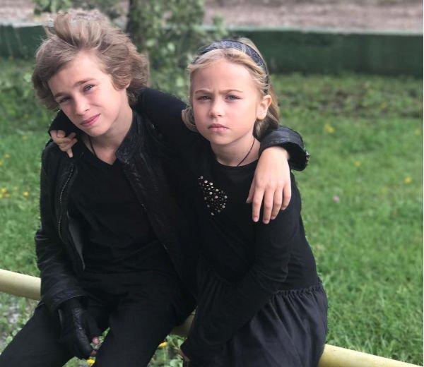 Тутта Ларсен горюет по утрате близкого человека