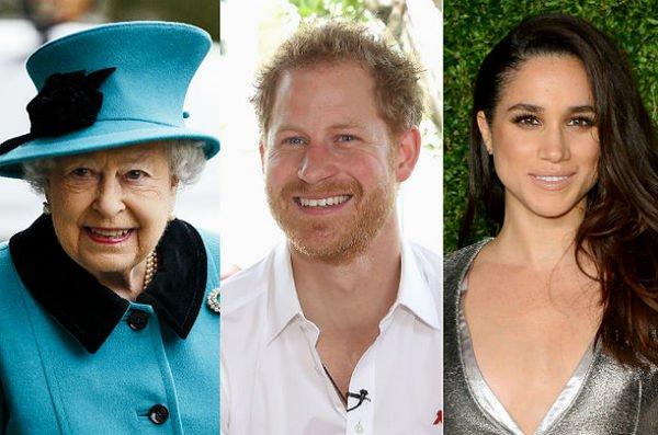 Меган Маркл и королева Елизавета наконец-то познакомились