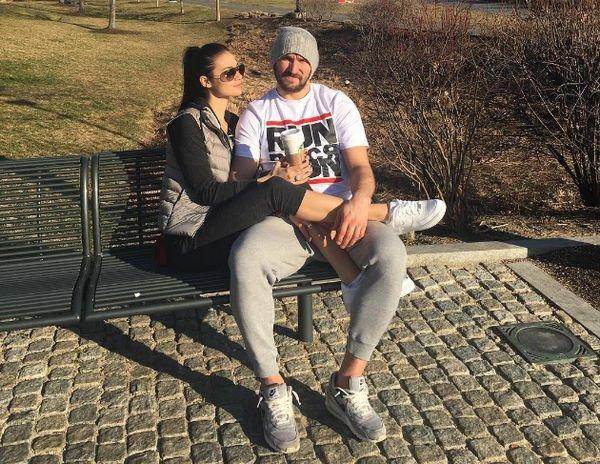 Настасья Шубская опубликовала трогательное послание своему мужу