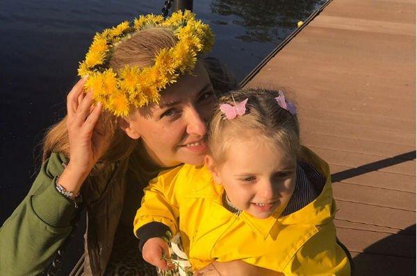 Татьяна Навка организовала дочери роскошный день рождения