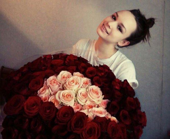 Диана Шурыгина активно готовится к своей свадьбе