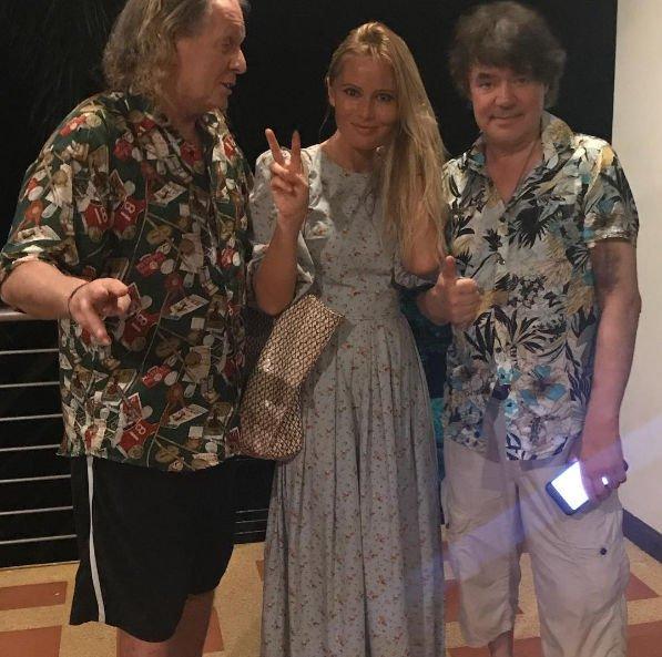 Дана Борисова ответила на слух о переезде в Таиланд