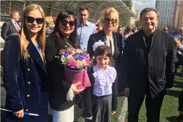 Алексей Учитель подтвердил информацию о том, что он является отцом детей Юлии Пересильд