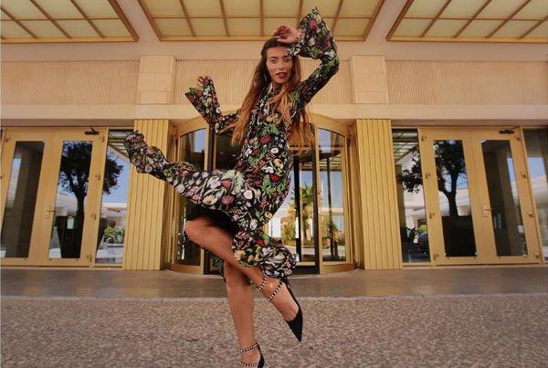 Регина Тодоренко выглядела очень модно в новом наряде