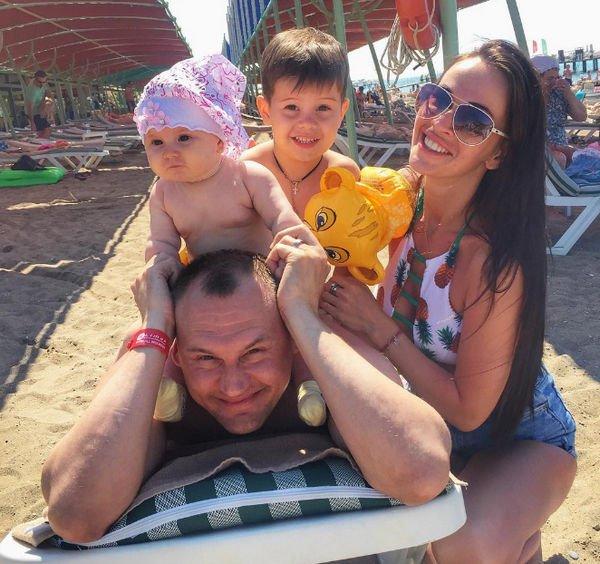 Степан Меньщиков был шокирован, узнав о том, что старший сын был рожден не от него