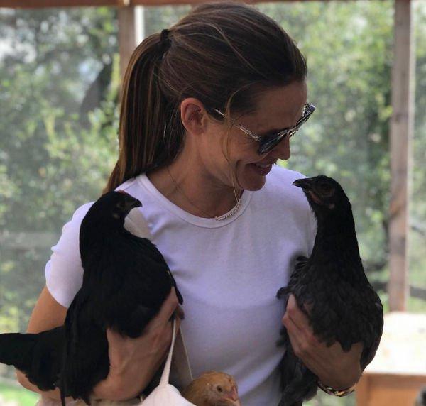 Дженнифер Гарнер запрещает детям знакомиться с новой пассией Бена Аффлека
