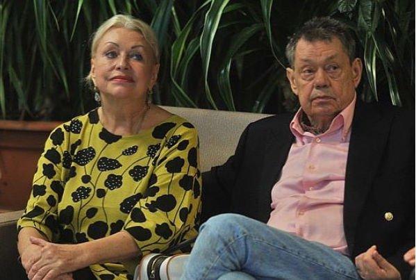 Супруга Николая Караченцова рассказала, как он себя чувствует