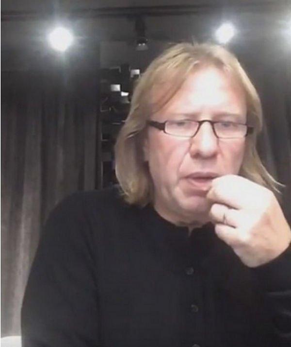 Виктор Дробыш признался, что не хотел обидеть Ольгу Бузову