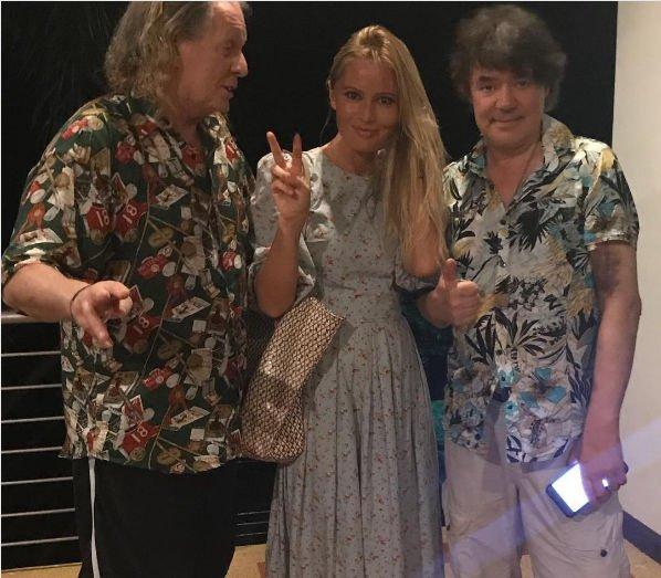 Дана Борисова с нетерпением ждет встречи с дочерью