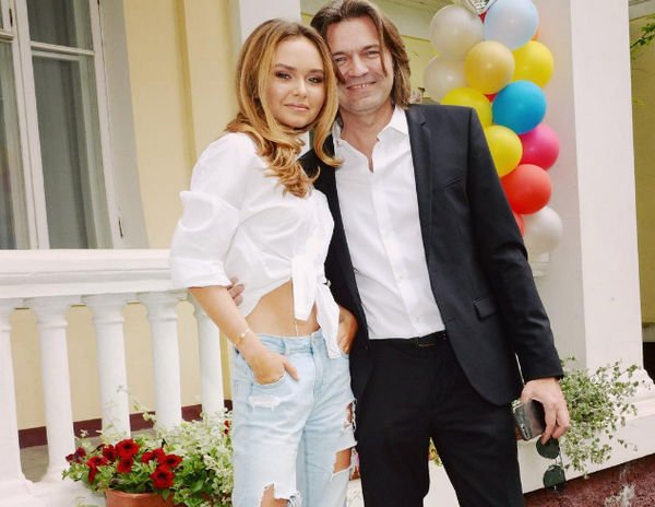 Дочка Стефания является для Дмитрия Маликова примером для подражания