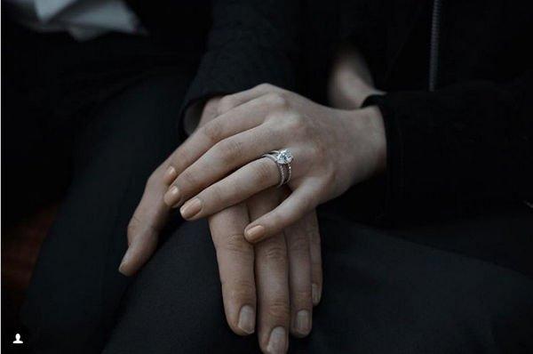 Софи Тернер собирается связать себя узами брака