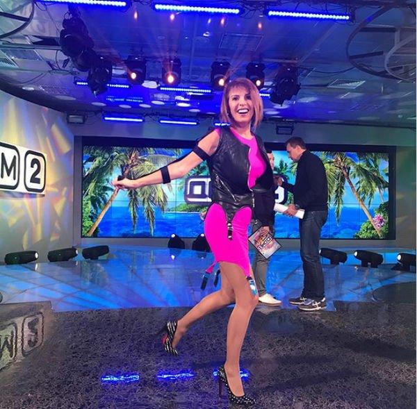 Наталья Штурм отправилась покорять телепроект «Дом-2»