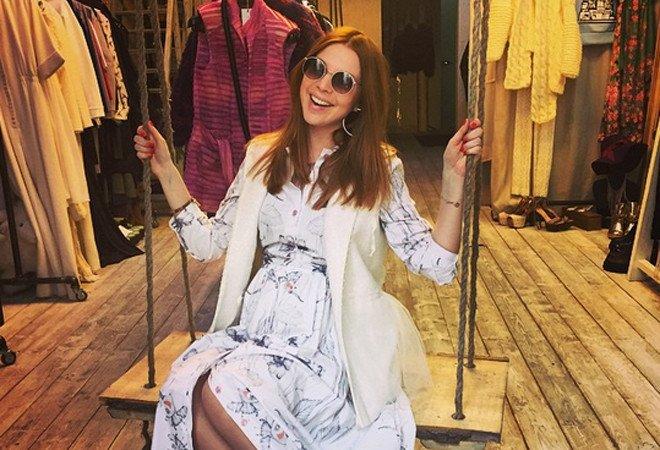 Наталья Подольская обновила блог крайне неудачным селфи