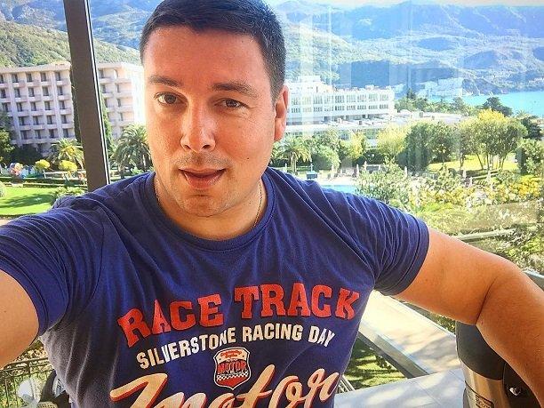 37-летний Андрей Чуев готовится к свадьбе с 19-летней избранницей