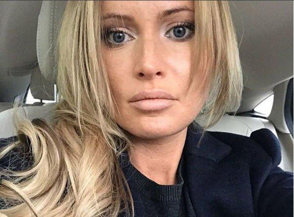 Дана Борисова пробует уберечь дочь от социального внимания