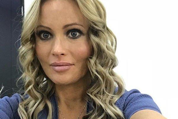 Дана Борисова зареклась размещать снимки своей дочери