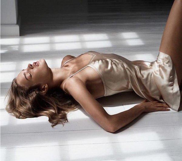 Наталья Водянова снялась в откровенной фотосессии