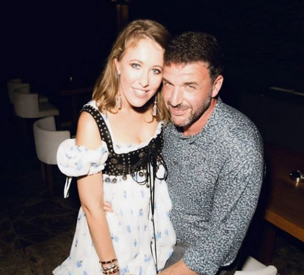 Ксения Собчак поведала, как состоялось знакомство с мужем Максимом Виторганом