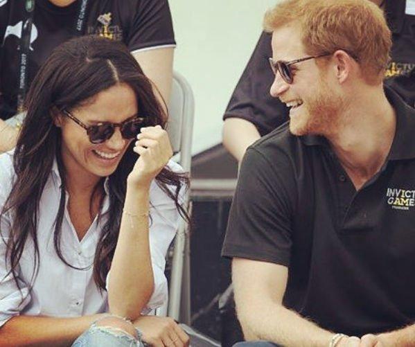 Принц Гарри снова дал понять, что готовится к свадьбе с Меган Маркл