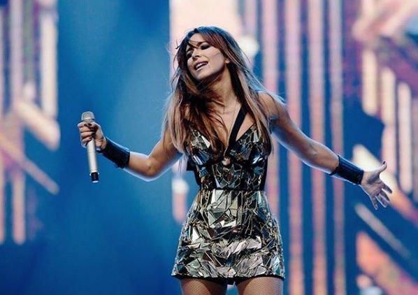 Ани Лорак дала последний концерт в рамках пятилетнего тура