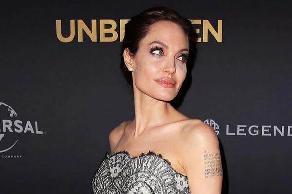 «Русская Джоли» отгуляла свадьбу вДубае