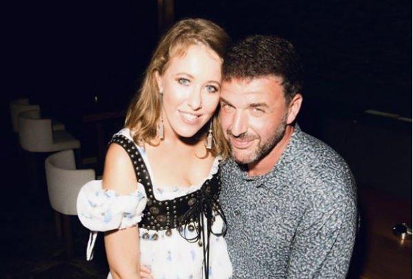 Максим Виторган не хочет проводить время с некоторыми друзьями Ксении Собчак