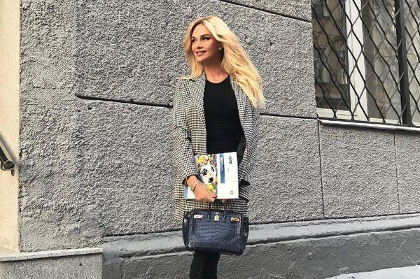 Виктория Лопырева опубликовала откровенное фото в нижнем белье