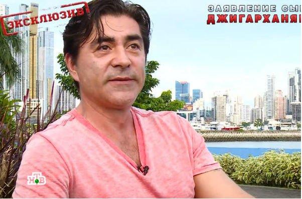 Наследник Армена Джигарханяна поведал о причине многолетней ссоры с отцом