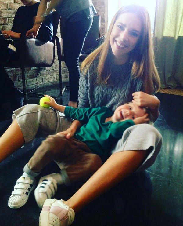 Наталья Подольская привела в восторг совместной фотографией с сыном