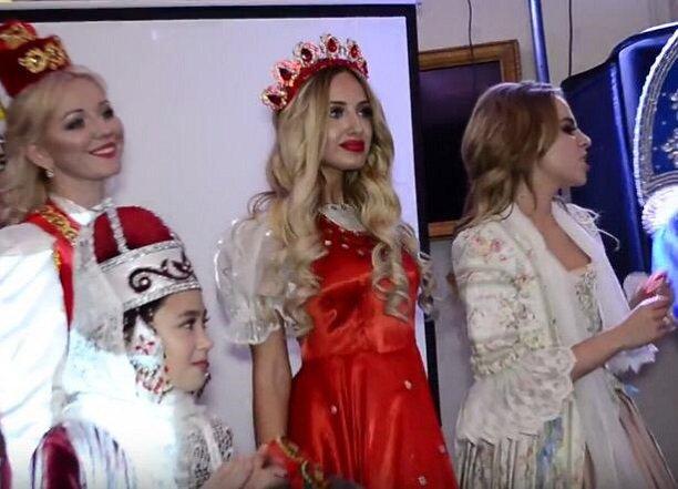 Анна Грановская отправляется на конкурс «Top Model on the World»